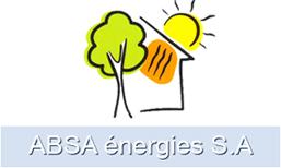 Absa Energies - Halma - Chauffage et panneaux photovoltaïques
